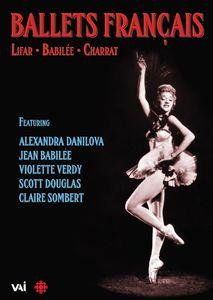 Ballets Français: Lifar /  Babilée /  Charrat