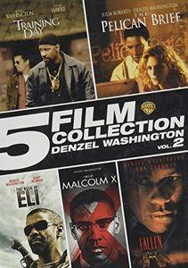 5 Film Collection: Denzel Washington: Volume 2
