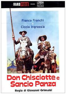 Don Chisciotte E Sancho Panz [Import]