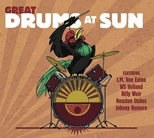 Great Drums At Sun /  Various