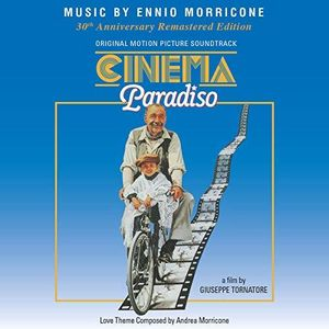 Cinema Paradiso (Original Motion Picture Soundtrack) [Import]