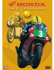 Honda the TT Golden Years