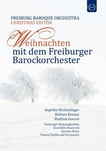 Christmas With the Freiburg Baroque Orchestra