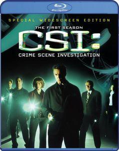 CSI: Crime Scene Investigation: The Complete First Season
