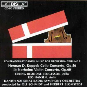 Cello Concerto /  Violin Concerto