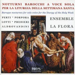 Baroque Nocturnes for Solo Voice