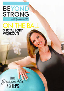 Beyond Strong: On the Ball With Jessica R. Three