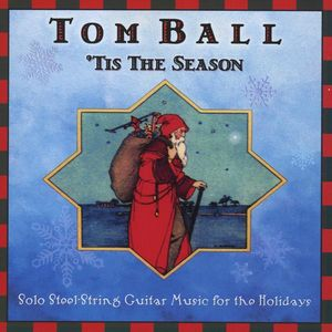 'Tis the Season-Solo Steel-String Guitar Music for
