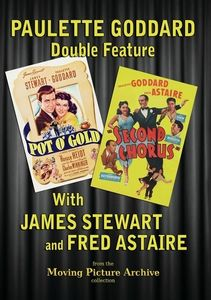 Paulette Goddard Double Feature: Pot O'Gold/ Second Chorus