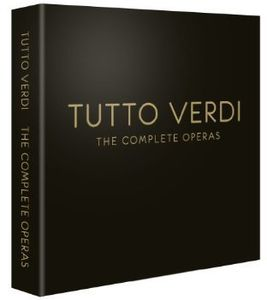 Tutto Verdi: Complete Operas