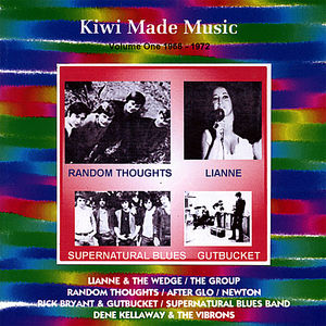 Kiwi Made Music 1