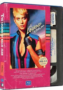 The Legend of Billie Jean (Retro VHS Packaging)