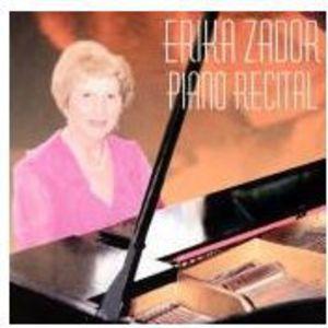 Erika Zador Piano Recital