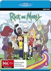 Rick & Morty Season 2 [Import]