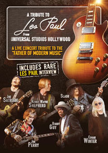 Tribute to Les Paul: Live From Universal Studios