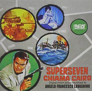 Superseven Chiama Cairo (SuperSeven Calling Cairo) (Original Motion Picture Soundtrack) [Import]