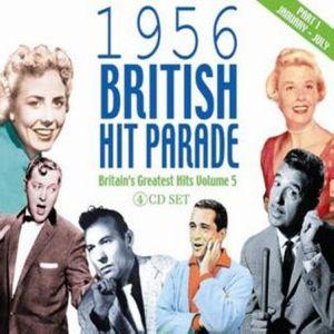 1956 British Hit Parade Part 1 /  Various