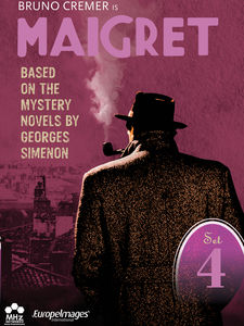 Maigret: Set 4 , Jean-Paul Roussillon