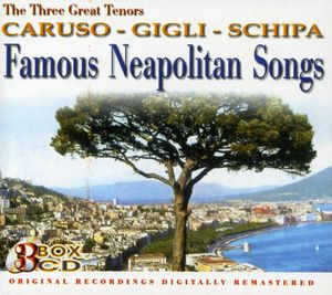 Famous Neapolitan Songs [Import]
