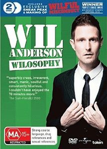 Wil Anderson-Wilosophy (Special Wilful Misconduct) [Import]