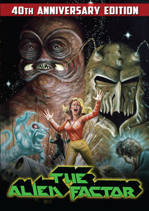 Alien Factor: 40th Anniversay Edition