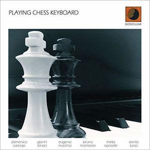 Playing Chess Keyboard [Import]