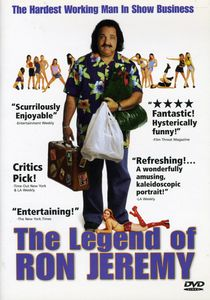 The Legend of Ron Jeremy