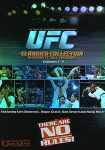 UFC Classics Collection 1-4