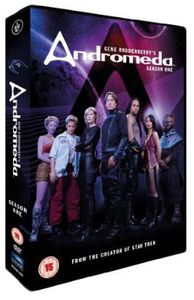 Andromeda-Season 1 [Import]