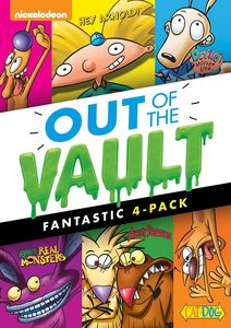 Out of the Vault: Fantastic 4-PACK