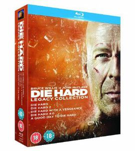 Die Hard 1-5 Legacy Collection [Import]