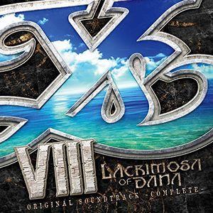 YS 8: Lacrimosa Of Dana (Kanzen Ban) (Original Soundtrack) [Import]