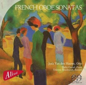 French Oboe Sonatas