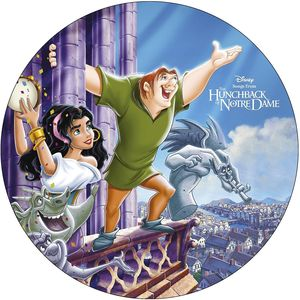 The Hunchback of Notre Dame (Songs From the Motion Picture)