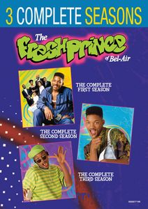 The Fresh Prince Of Bel-Air: Seasons 1-3