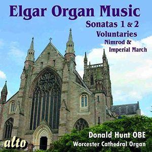 ELGAR: Complete Organ Music