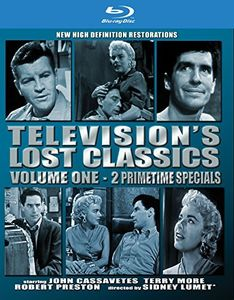 Television's Lost Classics: Volume One - 2 Primetime Specials