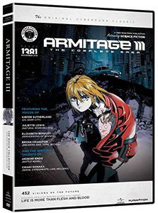 Armitage: Movie Collection - Armitage III Classic
