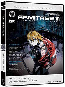 Armitage: Movie Collection - Armitage III Classic