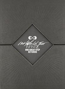Infinite One Great Step Returns DVD [Import]