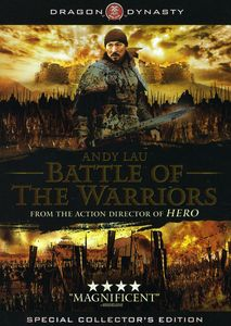 The Battle Of The Warriors [Widescreen] [O-Sleeve]