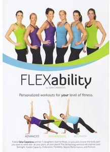 Flexability by Gina Casanova