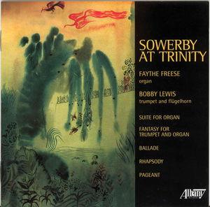 Suite for Organ /  Fantasy for Trumpet & Organ