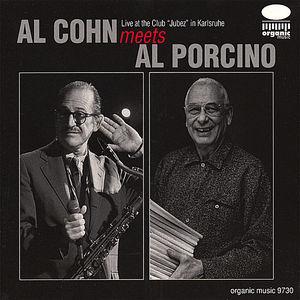 Al Cohn Meets Al Porcino