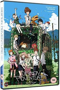 Digimon Adventure Tri. Part 1: Reunion [Import]