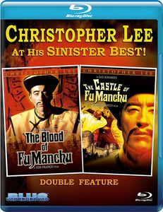The Blood of Fu Manchu /  The Castle of Fu Manchu