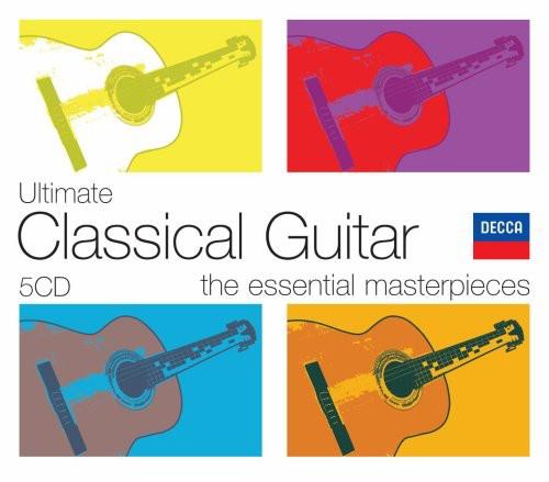 Ultimate Classical Guitar /  Various