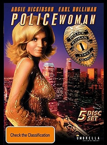 Policewoman: Season 1 [Import]