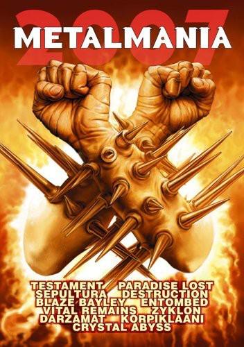 Metalmania 2007