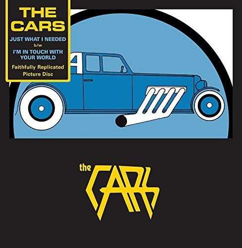 Cars - Just What I Needed (Pict)